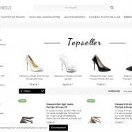 Website Higher Heels
