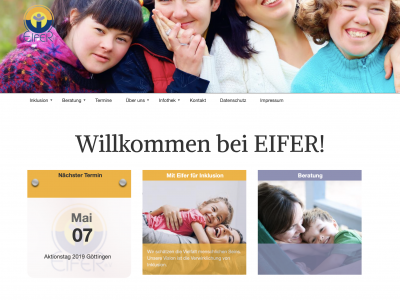 Website EIFER e.V.