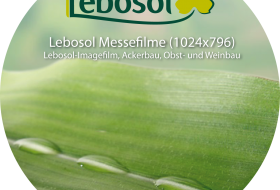 CD-Label Lebosol-Messe-Filme